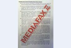 CELE 7 ÎNTREBĂRI ale PSD pentru Iohannis: De ce nu aţi intervenit împotriva PROTOCOALELOR SECRETE?
