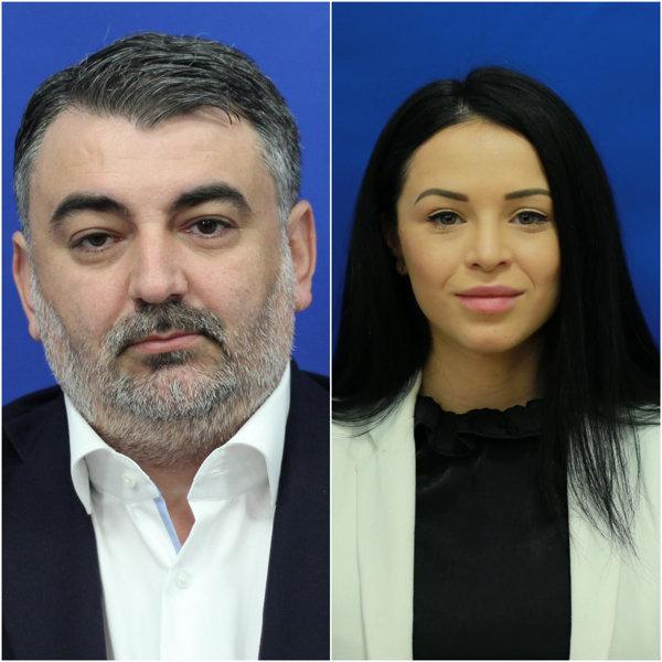 Cei doi deputați demisionari din PSD