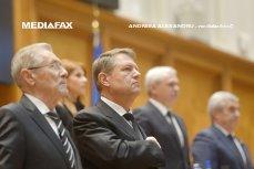 Şedinţa solemnă a Parlamentului dedicată CENTENARULUI Marii Uniri de la 1918
