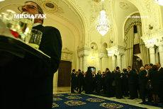 Recepţie la Palatul Cotroceni de ZIUA NAŢIONALĂ