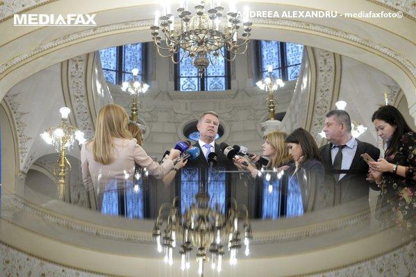 Iohannis, aşteptat să ia o decizie privitoare la cea de-a doua remaniere a guvernului Dăncilă (1)