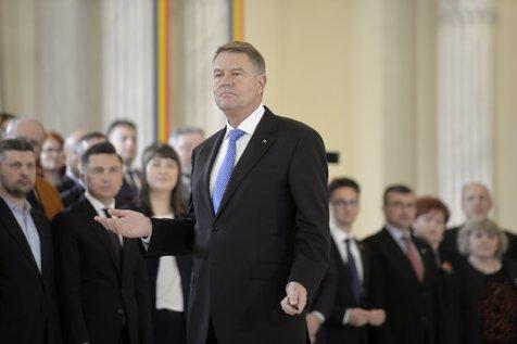DUPĂ PATRU ANI de mandat, Klaus Iohannis lansează proiectul ROMÂNIA EDUCATĂ