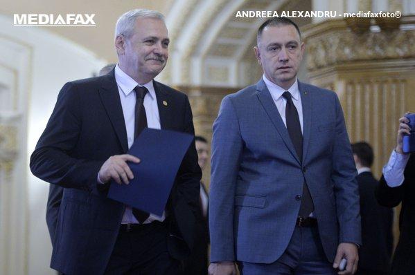 Liderii PSD se reunesc duminică la Palatul Parlamentului