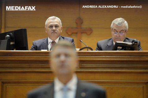 PSD îi pregăteşte lui Iohannis plângere pentru ÎNALTĂ TRĂDARE. Oprişan: Daţi AMNISTIA şi GRAŢIEREA în România anului 100