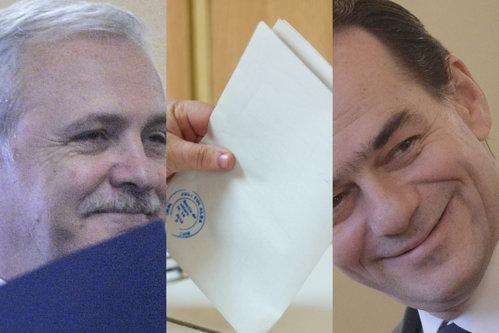 """SONDAJ intern într-un partid din opoziţie: PNL şi PSD s-ar afla """"la mustaţă"""" în preferinţele electoratului"""
