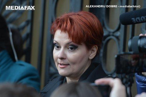 Lia Olguţa Vasilescu îi răspunde lui Iohannis: Să se uite în oglindă. Va vedea cum arată un om cu 40 de DOSARE penale