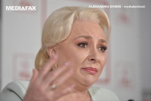 Răspunsul dat de Viorica Dăncilă când a fost întrebată dacă şi-a pus botox în timp ce avea loc o şedinţă coaliţiei de guvernare