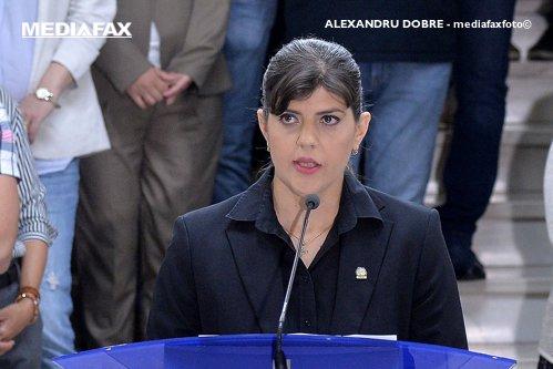 Laura Codruţa Kovesi, despre votul ambasadorului român la UE: Nu este o informaţie secretă şi ar trebui clarificată