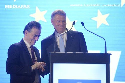 """Klaus Iohannis l-a desemnat pe Ludovic Orban premier: """"Se conturează un guvern în jurul PNL-ului""""/ Care sunt priorităţile noului Guvern"""