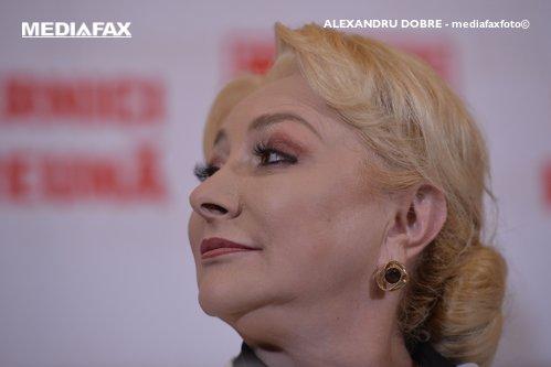 Cresc şansele Vioricăi Dăncilă la prezidenţiale? Ce partid a anunţat că o va susţine pe candidata PSD