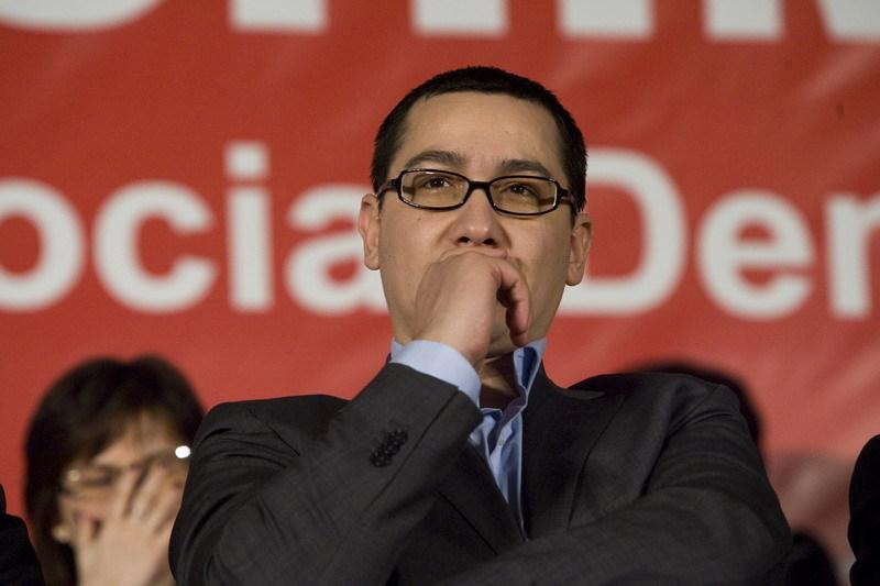 Ponta: Dacă am fi în locul lui Boc, Berceanu, Videanu, sper că am fura mai puţin