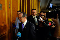 Pedeliştii mari şi mici s-au dus la Boc să-şi ceară partea din bugetul de pe 2011