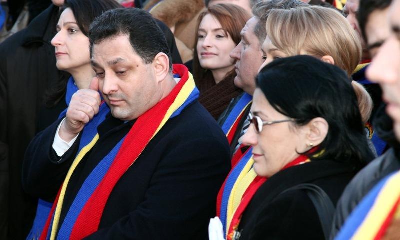 Ecaterina Andronescu, preşedinte interimar la PSD Bucureşti. Marian Vanghelie, preşedinte executiv