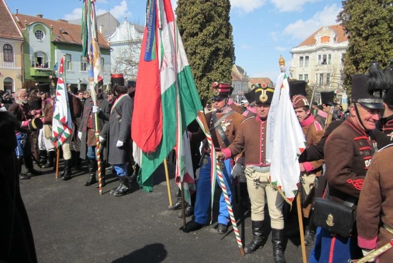 Ziua maghiarilor în Secuime. Radicalii se răfuiesc cu UDMR: