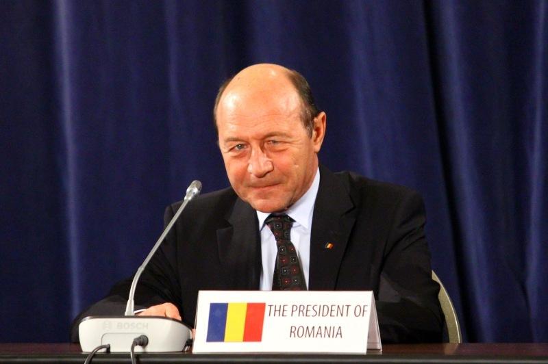 Băsescu la Chicago: Şeful politicii externe a României este şeful statului