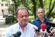 Blaga: Nici măcar Ponta nu poate vorbi de o decizie politică a CC în cazul Legii electorale