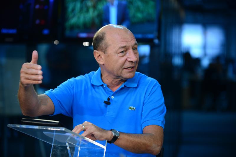 Traian Băsescu, la GÂNDUL LIVE.