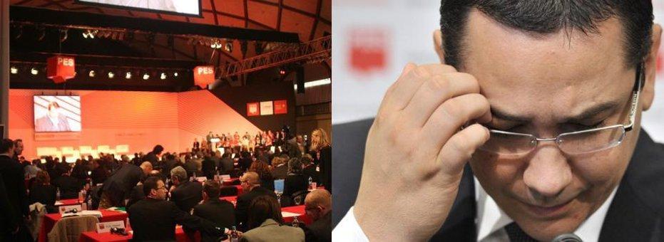 Socialiştii europeni mută Congresul PES de la Bucureşti la Bruxelles din cauza luptelor politice din România