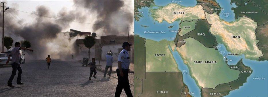 Cât de PROBABIL este scenariul unui RĂZBOI TURCIA-SIRIA. ANALIZĂ GÂNDUL