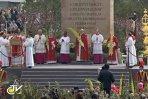 Duminica Floriilor pentru catolici. Papa Francisc prezidează prima lui liturghie de Florii. GALERIE FOTO