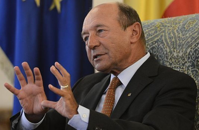 Băsescu, despre situaţia din Siria: Poziţia României este una de prudenţă, dar vom fi solidari, fără rezerve, cu aliaţii noştri