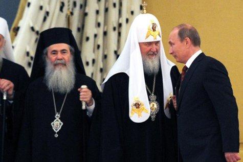 Criza din Ucraina îndepărtează perspectiva unei întâlniri între Patriarhul Kiril şi Papa Francisc