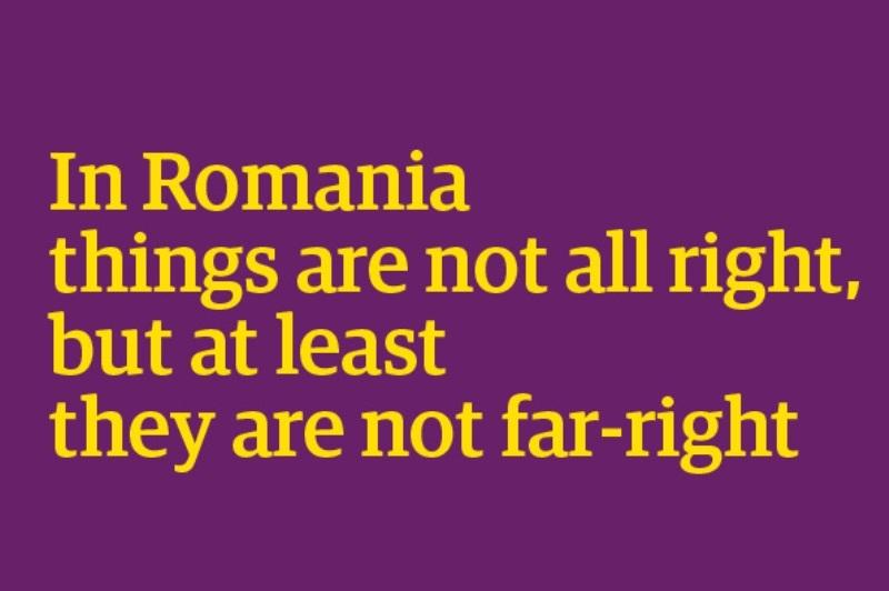 """ALEGERILE EUROPARLAMENTARE 2014, dincolo de Ponta şi Băsescu. """"FAR-RIGHT""""- cuvintele care ar trebui să SPERIE orice român"""