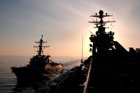Trei aleşi americani cer ca navele franceze Mistral să nu fie vândute Rusiei