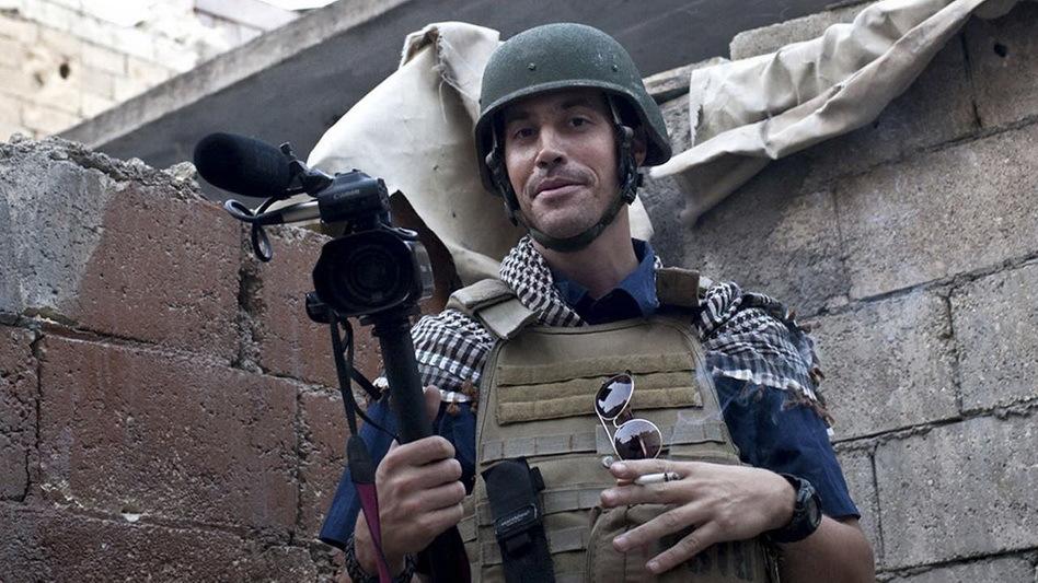 Ultima scrisoare trimisa de James Foley: