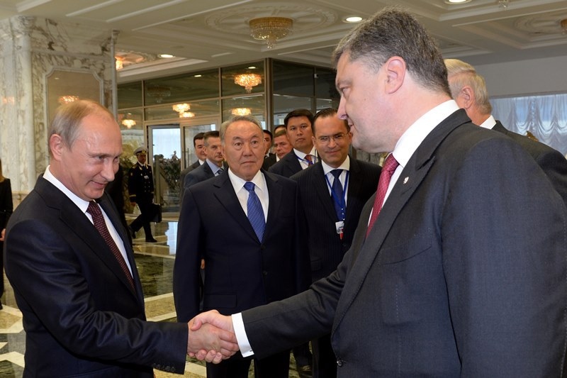 """Vladimir Putin pregăteşte terenul pentru operaţiunea """"CRIMEEA 2"""": Trebuie creat un nou stat în sud-estul Ucrainei. Garry Kasparov: """"ESTE RĂZBOI, PROSTULE!"""""""