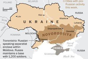 Ucraina avertizează din nou: Putin vrea să creeze un coridor către Transnistria prin Odesa