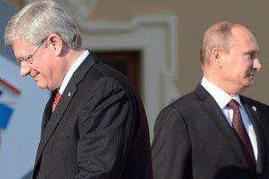 Canada a adoptat noi sancţiuni împotriva Rusiei