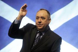 Scoţia rămâne în Regatul Unit. El e Alex Salmond, NOUL BRAVEHEART care a fost la un pas să rupă Marea Britanie