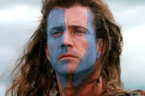 """Referendumul din Scoţia şi efectul """"Braveheart"""": Cum a reuşit filmul lui Mel Gibson să învioreze naţionalismul scoţian"""