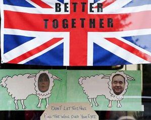"""Scenarii post-referendum. Ce se întâmplă dacă Scoţia spune """"NU"""" independenţei"""