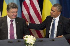Petro Poroşenko, în vizită la Casa Albă. Ce i-a transmis Obama preşedintelui ucrainean
