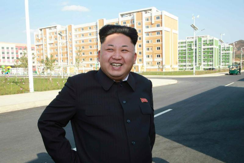 Kim Jong-un a reaparut dupa o luna �n care a stat departe de ochii lumii