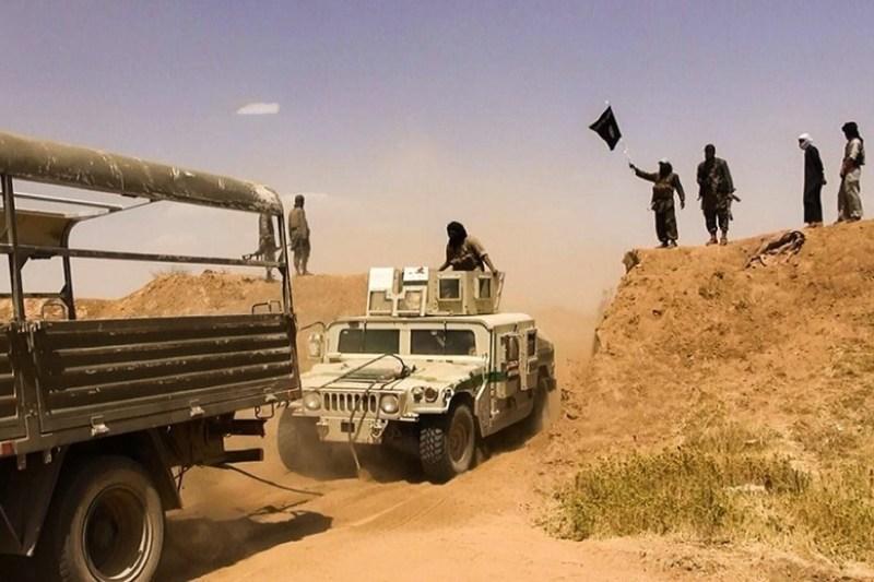 Gruparea Stat Islamic antreneaza piloti cu ajutorul a trei avioane capturate de la armata siriana