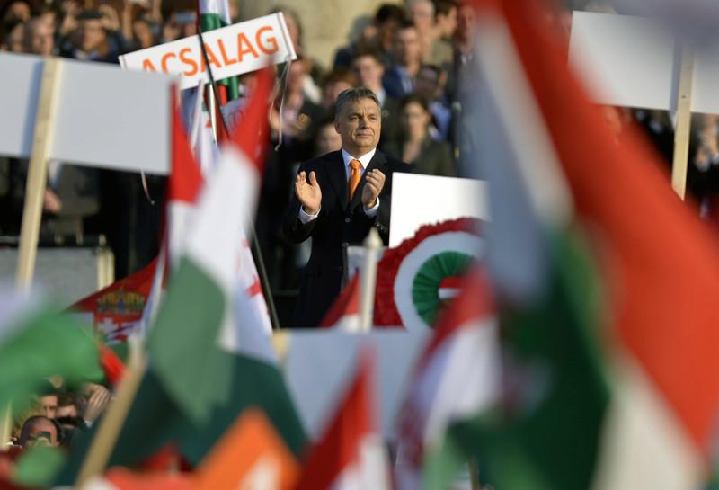 """Ungaria va fi exclusa din """"comunitatea statelor democratice"""