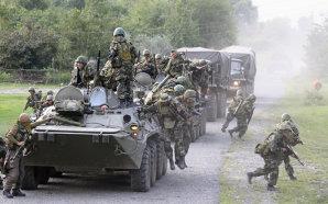 Financial Times: O întâlnire la singurul restaurant rămas deschis la Lugansk confirmă prezenţa militarilor ruşi în Ucraina