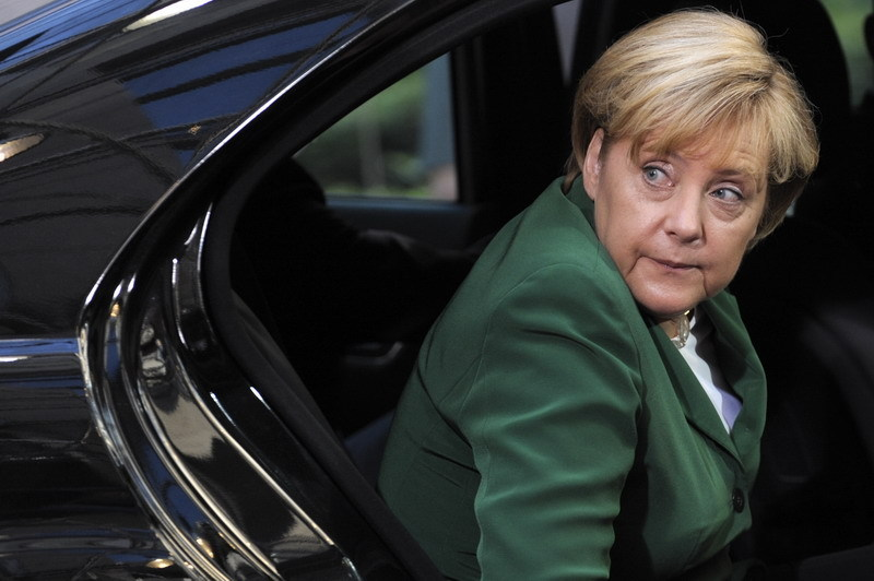 Amenintarea lui Merkel la adresa Ucrainei: Daca Europa va suferi pentru ca nu exista un contract �ntre Rusia si Ucraina, Ucraina nu va mai primi gaze �n sens invers