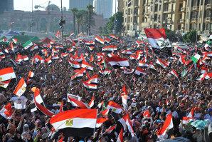 Stare de URGENŢĂ în Egipt