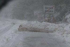 Vremea extremă provoacă haos în Bulgaria