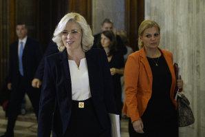 Corina Creţu şi-a prezentat echipa de la Politica Regională. SURPRIZĂ: cine este şeful de comunicare al comisarului român