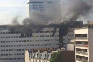 Angajaţii Radio France, evacuaţi din cauza unui incendiu la Casa Radio din Paris