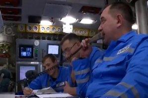 Imagini în premieră dintr-un submarin rusesc, surprinse în timpul unui exerciţiu cu una dintre cele mai puternice arme din lume