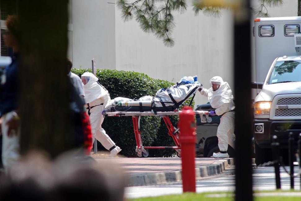 Masura luata de SUA prin care se poate micsora numarului celor infectati cu Ebola