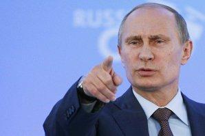 """Vladimir Putin: """"Nu vom urma calea Cortinei de Fier. Este imposibil!"""""""