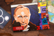 Imagini cu Putin, pe ambalajul unor ciocolate produse la Sankt Petersburg