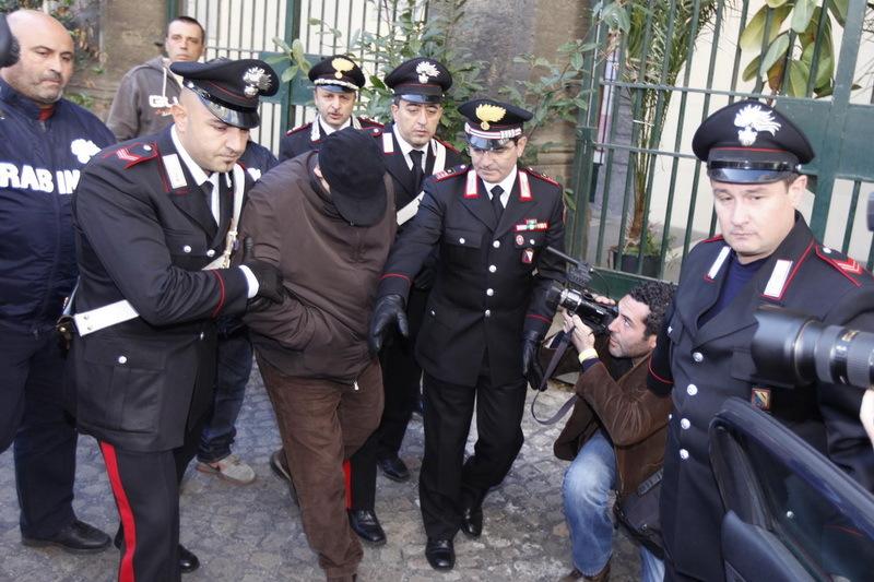 Aparitia unei noi retele mafiote la Roma �n obliga pe premierul Renzi sa ia masuri